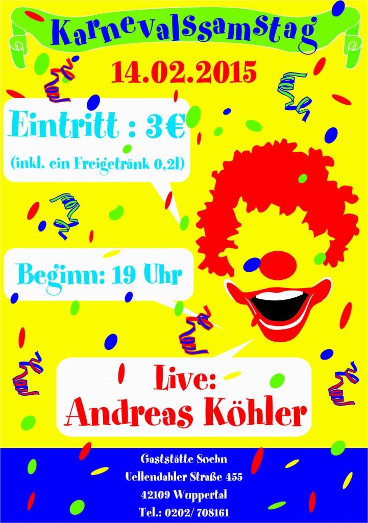 Karneval2015_Plakat